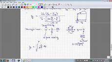 Gas Flow Rate Chart Gas Flow Rate Part 1 Of 2 Youtube