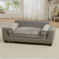 enchanted home pet bootsie scout sofa with cushion
