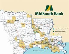 Midsouth Bank Midsouth Acquiring North Louisiana S Peoples State Bank