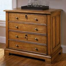 wood lateral file cabinet positive values
