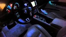 Jaguar Xe Interior Mood Lighting Jaguar Xf Premium Luxury At Night Youtube