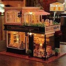 Design A Dolls House Large Diy Miniature Wooden Doll House Big Size Wood