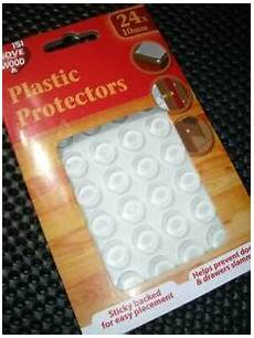 10mm plastic protectors dots pads adhesive cabinet buffers