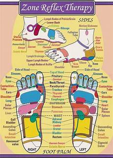 Foot Chart Foot Reflexology Chart Foot Reflexology Chart Essential