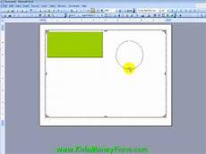 Money Template For Word Create Kids Play Money Templates Using Word Part 1 Youtube