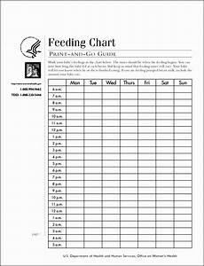 Baby Bottle Feeding Chart 6 Baby Feeding Chart Template Sampletemplatess