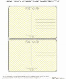 Free Postcard Invitation Templates Printable Bnute Productions Scrapbook Paper Ideas Perfect