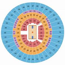 Frank Erwin Center Seating Chart Amp Maps Austin