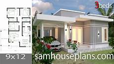 house plans 9x12 with 3 bedrooms plans