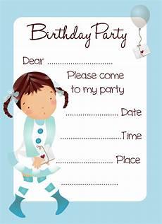Free Invitation Birthday Cards June 2012 Best Gift Ideas Blog