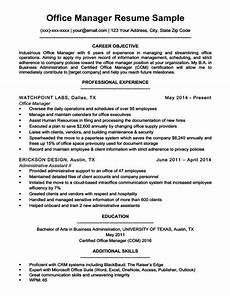 Office Duties Resumes Office Manager Resume Sample Resume Companion