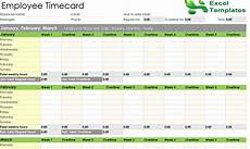 Excel Spreadsheet Timesheet Template Employee Timesheet Spreadsheet Form Excel Templates