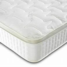 3000 pocket sprung high quality pillow top 3ft