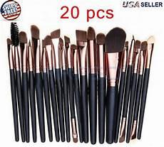 20pcs makeup brushes kit set powder foundation eyeshadow