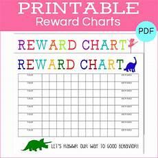 And Doug Behavior Chart Printable Reward Charts Boy Amp Girl The Girl Creative