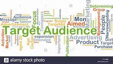 Another Word For Target Audience Background Concept Wordcloud Illustration Of Target