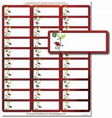 Avery 5160 Christmas Labels Holiday Address Labels String Of Lights Address Labels