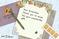 Thank You Note For A Thank You Gift How To Write A Thoughtful Thank You Note
