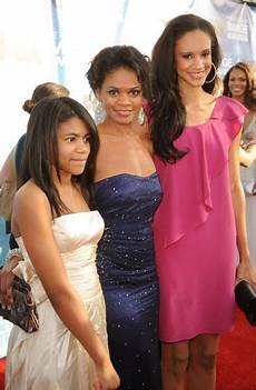 kimberly elise and daughters celebrity moms kimberly
