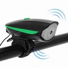 Horn Light Super Bright Bicycle Bike Horn Light Headlight Waterproof