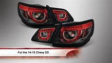 2014 Impala Light Gasket Recall 14 15 Chevy Ss Led Lights Youtube