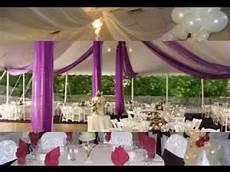 easy diy wedding reception decorations youtube