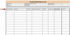 Maintenance Log Spreadsheet Maintenance Log Setup Checklist Process Street