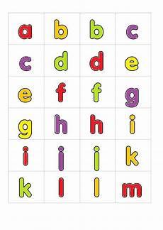 Alphabet Letters Printable I Teacher Printable Alphabet Games Memory Letter Tiles
