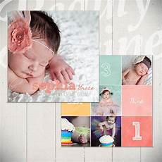 Cute Baby Albums Baby Album Template Watch Me Grow First Year Book Template