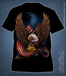 Allen Eagle Designs T Shirt Design Illustrator Freelance Illustrator Brian Allen