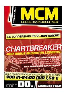 Chart Breaker Chartbreaker Die Besten Hits Leobens 04 03 2010 Mcm
