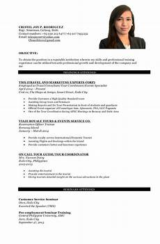 Resume Search Philippines Resume