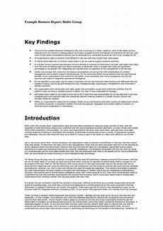Sample Buisness Report 30 Business Report Templates Amp Format Examples ᐅ Templatelab