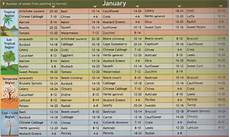 Vegetable Growing Guides Vegetable Planting Guide Stefan Mager Laminated Chart