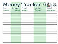 Keeping Track Of Your Money Grandpa Joe S House More Money Monday Step 1