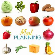 Meal Planner With Nutritional Information Mealplanning Eat Move Inspire