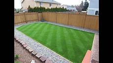 Backyard Designs With Artificial Turf Synthetic Turf Backyard Youtube
