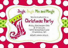 Office Christmas Party Invites Christmas Party Invitation