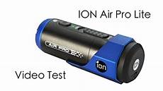 Ion Air Pro Light Ion Air Pro Lite Video Test Youtube