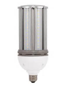 36 Volt Led Light Bulbs Satco Led 36 Watt Corncob Light Bulbs 120 277 Volt