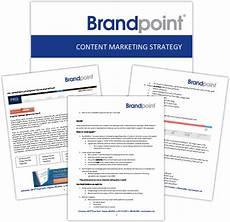 Marketing Deliverables Content Marketing Strategy Brandpoint Com
