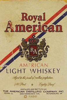Mount Royal Light Rye Whiskey R Bourbon Baza