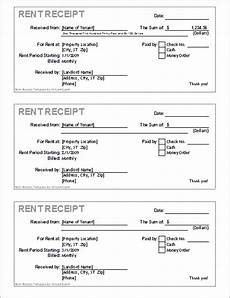 As Is Receipt Template by Free Receipt Template Rent Receipt And Receipt Forms