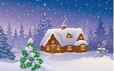 Malvorlage Haus Mit Schnee Sch 246 Nen 3d Winterlandschaft Hd Hintergrundbilder