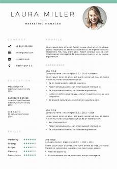 Resumetemplate Com Word Resume Template Denali Cv Template Cover Letter