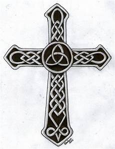Celtic Cross Design Templates 46 Celtic Cross Tattoos Designs