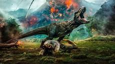jurassic world fallen kingdom wallpaper by awesomeness360