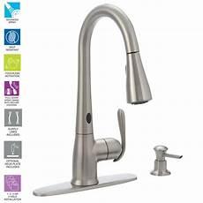 Moen Motionsense Kitchen Faucet Moen Motionsense Kitchen Faucet Manual Wow