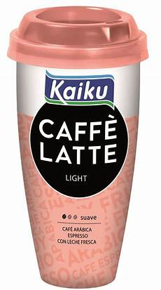 Kaiku Caffe Latte Light Kaiku Caffe Latte Light 230ml