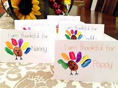 how to make a thanksgiving cards thanksgiving place cards that kids can make free printable